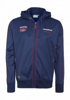 "Goodyear Fashion Zip-Sweatshirt ""Wattsburg"""