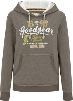 "Goodyear Fashion Damen Hoodie ""Angola"""
