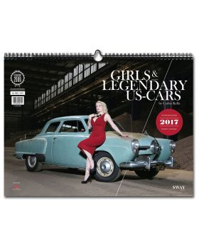Girls & legendary US-Cars 2017